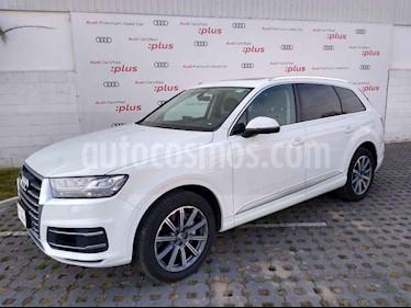 Audi Q7 5p Elite V6/3.0/T Aut usado (2019) color Blanco precio $869,000