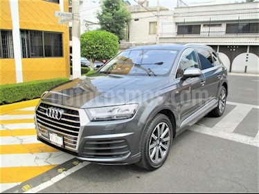 Audi Q7 3.0L TFSI Launch Special Edition Quattro (333Hp) usado (2016) color Gris precio $599,900