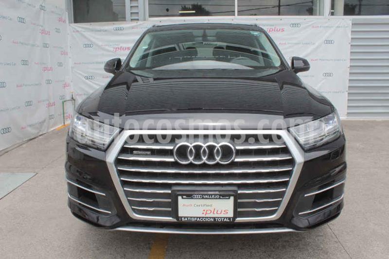 Audi Q7 3.0L TDI Elite (245Hp) usado (2018) color Negro precio $820,000