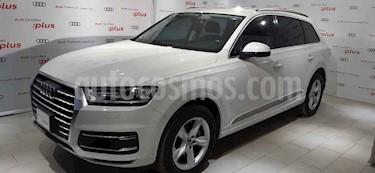 Foto Audi Q7 3.0L TFSI Select Quattro (333Hp) usado (2017) color Blanco precio $680,000