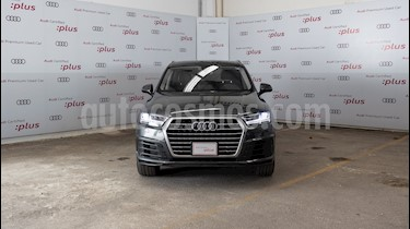 Audi Q7 3.0L TFSI Launch Special Edition Quattro (333Hp) usado (2016) color Gris precio $590,000