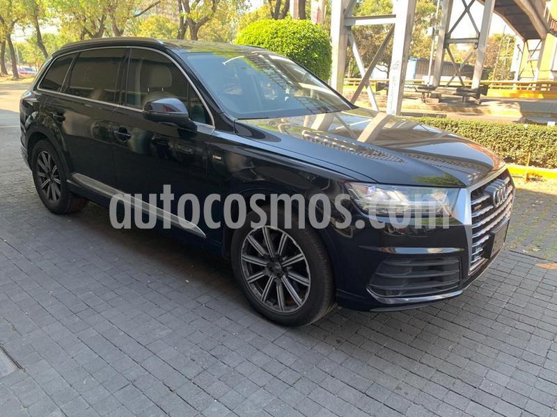 Audi Q7 3.0L TFSI Launch Special Edition Quattro (333Hp) usado (2016) color Negro precio $543,772