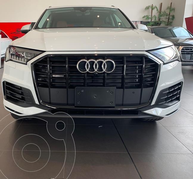 Foto Audi Q7 3.0T Elite  nuevo color Blanco financiado en mensualidades(enganche $306,000)