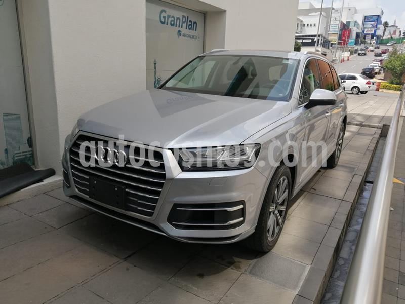 Audi Q7 3.0T Elite Tiptronic Quattro (333Hp) usado (2019) color Plata precio $930,000