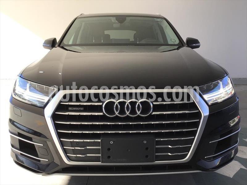 foto Audi Q7 5P ELITE V6/3.0/T AUT usado (2017) color Negro precio $725,000