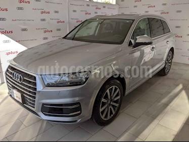 Audi Q7 5p Elite V6/3.0/T Aut usado (2018) color Plata precio $895,000