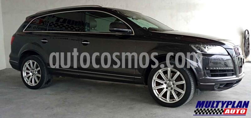 Audi Q7 3.0L TFSI Elite (333Hp) usado (2013) color Gris precio $360,000