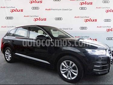 Audi Q7 5p Select V6/3.0/T Aut usado (2018) color Negro precio $840,000
