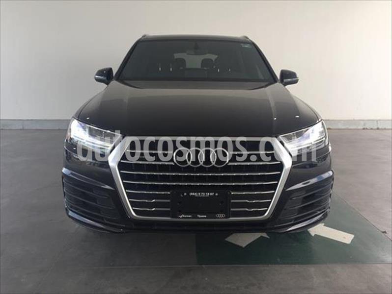Audi Q7 5P S LINE V6/3.0/T AUT usado (2017) color Negro precio $750,000
