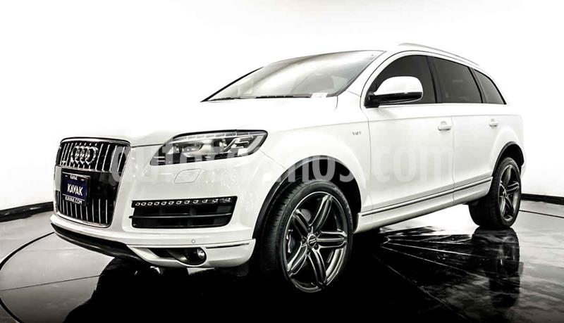 Audi Q7 3.0T Land of Quattro (333Hp) usado (2015) color Blanco precio $539,999