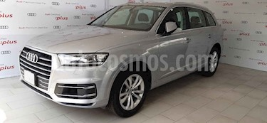 Audi Q7 5p Select V6/3.0/T Aut usado (2018) color Plata precio $770,000
