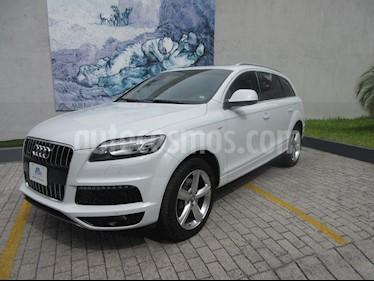 Audi Q7 55 TFSI S Line usado (2013) color Blanco precio $335,000