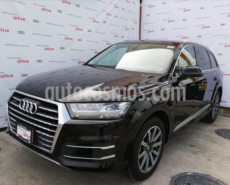 Audi Q7 3.0L TFSI Elite (333Hp) usado (2018) color Negro precio $850,000