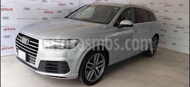 Audi Q7 5p Elite V6/3.0/T Aut usado (2019) color Plata precio $1,155,000