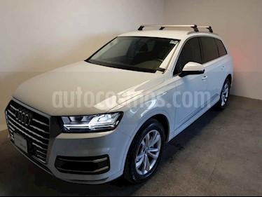 Audi Q7 3.0L TFSI Select Quattro (333Hp) usado (2017) color Blanco precio $645,000