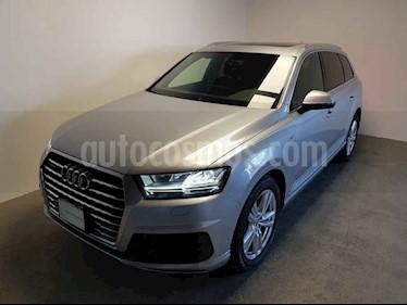 Audi Q7 5p S Line V6/3.0/T Aut usado (2019) color Plata precio $1,215,000