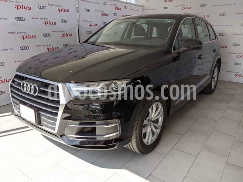 Audi Q7 3.0L TFSI Select Quattro (333Hp) usado (2019) color Negro precio $1,052,000