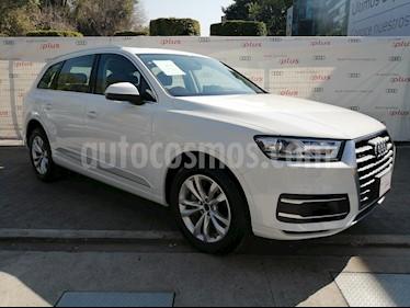 Audi Q7 3.0L TFSI Select Quattro (333Hp) usado (2018) color Blanco precio $940,001