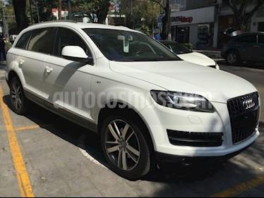 Foto venta Auto usado Audi Q7 Q7 LUXURY QUATTRO 3.0T (2015) color Blanco precio $459,000