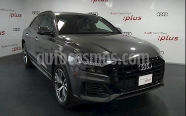Foto venta Auto usado Audi Q8 55 TFSI Elite (2019) color Gris precio $1,320,000