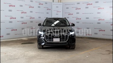 Foto Audi Q8 55 TFSI Elite usado (2019) color Negro precio $1,334,900