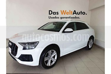 Foto Audi Q8 55 TFSI Elite usado (2019) color Blanco precio $1,279,380