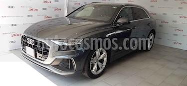 Foto Audi Q8 55 TFSI S Line usado (2019) color Gris precio $1,350,000