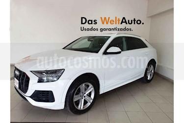 Audi Q8 5p 55 TFSI Elite usado (2019) color Blanco precio $1,249,310