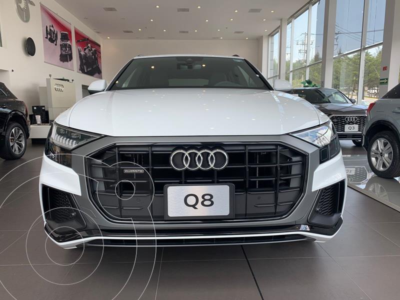 Foto Audi Q8 3.0T S Line  nuevo color Blanco Glaciar precio $1,712,750