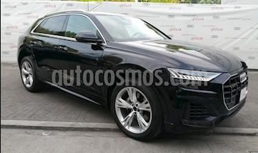 Audi Q8 55 TFSI Elite usado (2019) color Negro Profundo precio $1,230,000