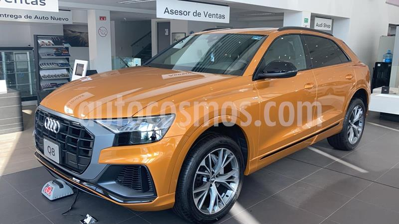 Audi Q8 55 TFSI S Line nuevo color Naranja precio $1,519,900
