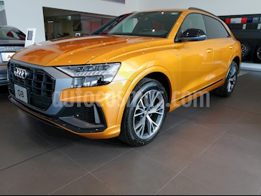 Audi Q8 55 TFSI S Line nuevo color Naranja Metalico precio $1,519,900