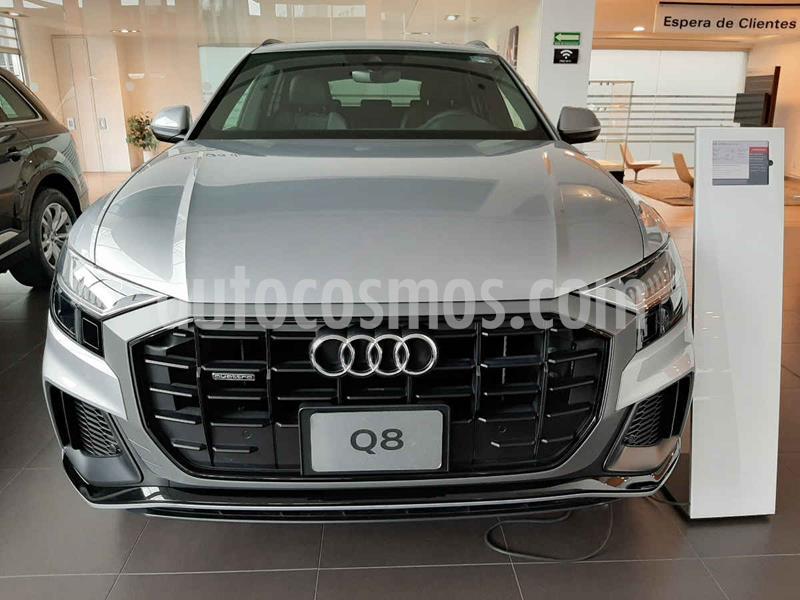 Audi Q8 55 TFSI S Line nuevo color Plata precio $1,535,150