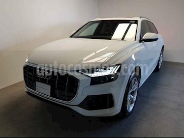 Audi Q8 5p MHEV 55 TFSI Elite usado (2020) color Blanco precio $1,340,000