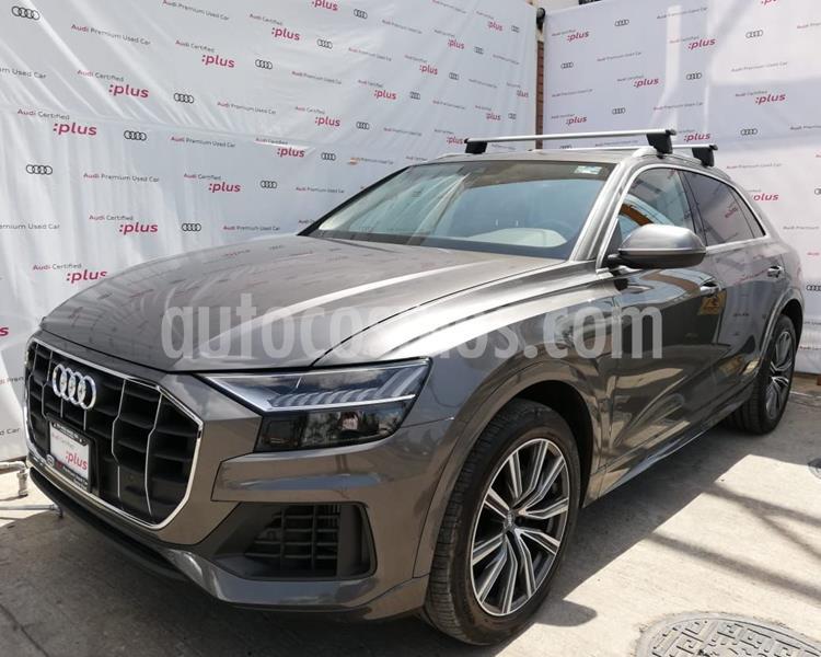 Audi Q8 55 TFSI Elite usado (2020) color Gris Oscuro precio $1,349,000