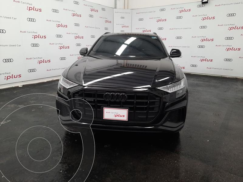 Foto Audi Q8 3.0T S Line  usado (2021) color Negro precio $1,650,000