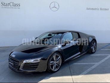 Foto venta Auto usado Audi R8 5.2L FSI Plus S-Tronic (2014) color Negro precio $1,749,900