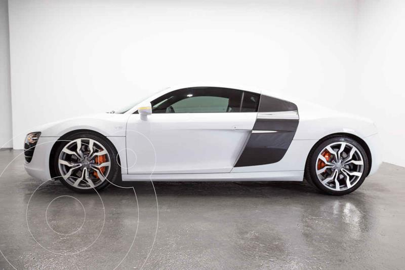 Audi R8 5.2L FSI R-Tronic usado (2010) color Blanco precio $1,450,000