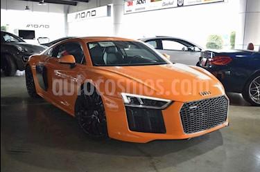 Audi R8 V10 Coupe S-Tronic usado (2017) color Naranja precio $2,199,000