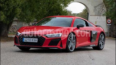Foto Audi R8 V10 Performance nuevo color Rojo Tango precio $3,407,400