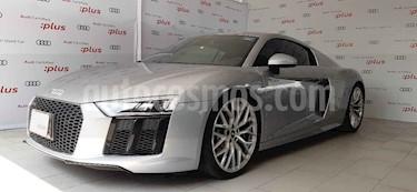 Foto Audi R8 V10 Coupe S-Tronic usado (2017) color Plata precio $2,250,000