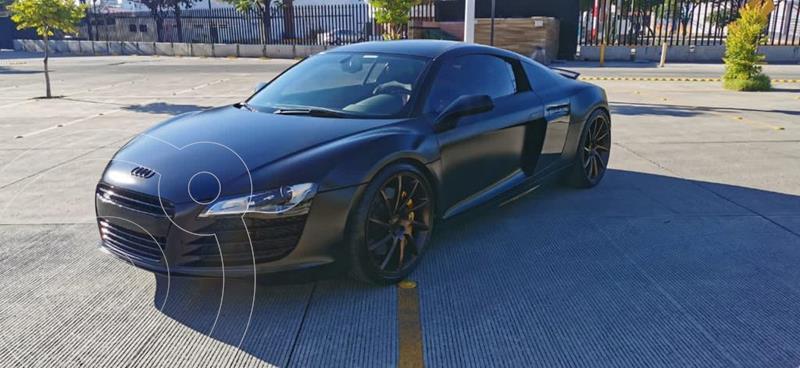 Audi R8 4.2L FSI usado (2009) color Negro precio $1,100,000
