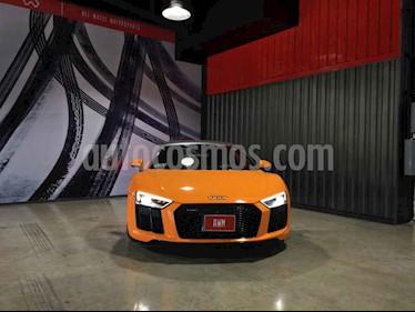 Foto venta Auto usado Audi R8 Spyder 5.2 FSI 540 hp (2017) color Naranja precio $2,199,000