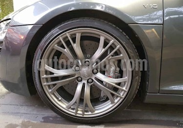 Foto Audi R8 V10 Coupe Plus S-Tronic usado (2014) color Gris precio $1,730,000