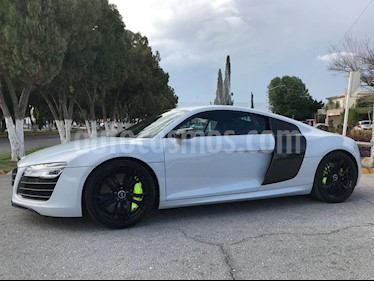 Audi R8 V10 Plus Coupe 5.2 FSI 610 hp usado (2015) color Blanco precio $1,650,000