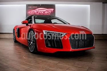 Foto venta Auto usado Audi R8 V10 Plus Spyder 5.2 FSI 610 hp (2017) color Rojo precio $2,520,000