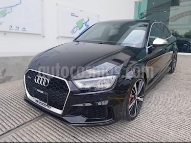 Foto venta Auto usado Audi Serie RS 3 2.5L TFSI Sedan Aut (2018) color Negro Phantom precio $898,500