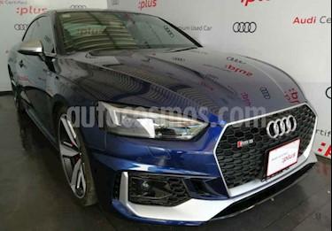 Foto Audi Serie RS 5 Coupe usado (2018) color Azul precio $1,200,000