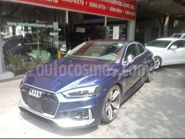 Audi Serie RS 5 Coupe usado (2018) color Azul Sepang precio $1,180,000