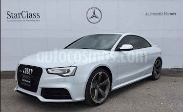Audi Serie RS 5 Coupe usado (2016) color Blanco precio $799,900
